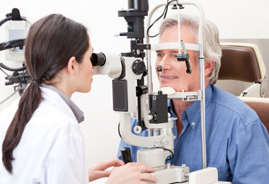 Diabetic Eye Checks